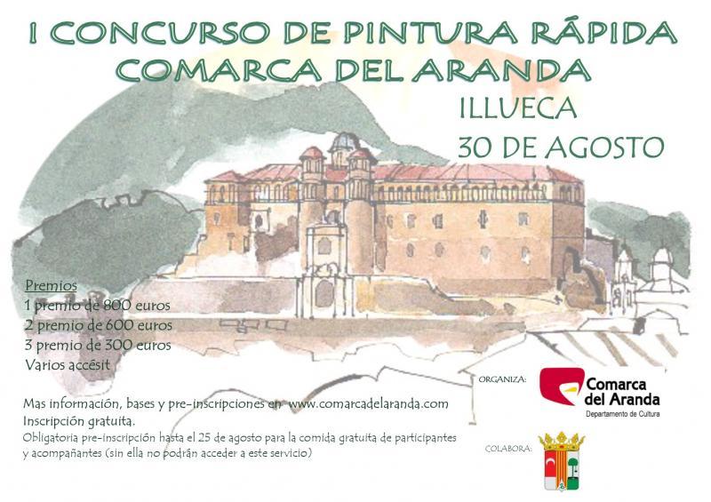 I Concurso de pintura r�pida Comarca del Aranda