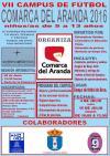VII Campus de f�tbol Comarca del Aranda