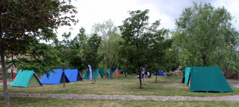 Hoy tendr� lugar la inauguraci�n oficial del Camping de Trasobares