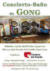 Concierto-Baño de Gong 22 abril