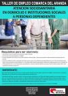 Resultado valoración candidatas para el Taller de Empleo Sociosanitario