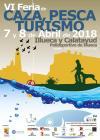 Este fin de semana tendrá lugar la VI Feria de Caza, Pesca y Turismo de Illueca y Calatayud
