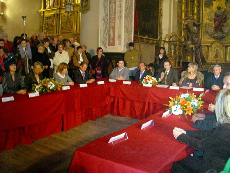 El Consejo Comarcal se reunirá en Sesión Extraordinaria para entregar los Reconocimientos Comarcales 2008