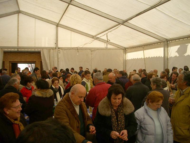 El Día de la Comarca concluirá con un Vino Aragonés al que están invitados todos los vecinos de la Comarca