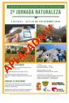 """APLAZADA !!!   2ª Jornada naturaleza """" Aves y escalada sostenible'"""
