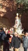 Brea, Mesones y Oseja celebran San Blas.
