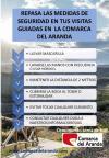 Vuelven las visitas guiadas en los centros de gestión comarcal desde el 30 de mayo de 2020.