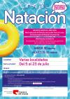 Curso de natación  Verano 2021