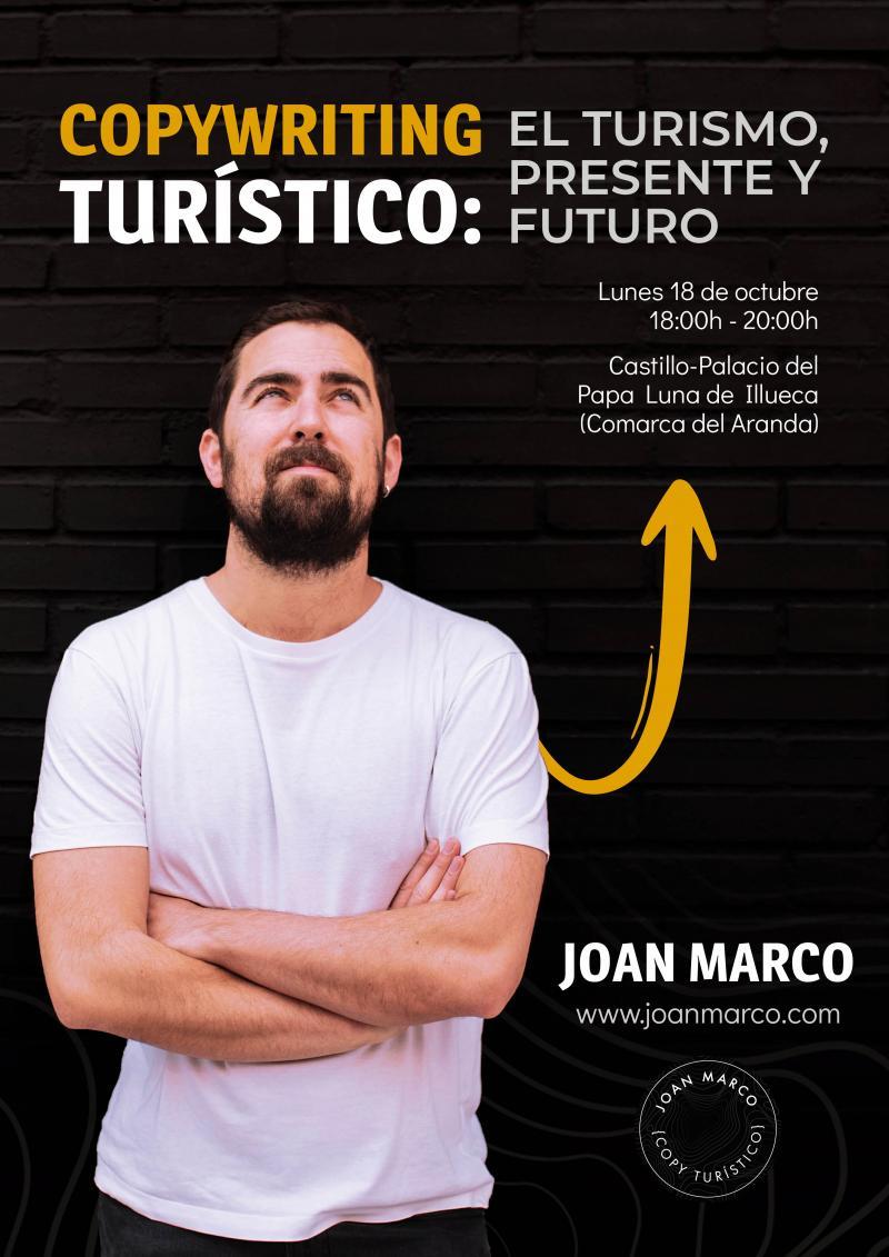 Joan Marco dará el pistoletazo de salida a la formación del plan de sostenibilidad turística este próximo lunes